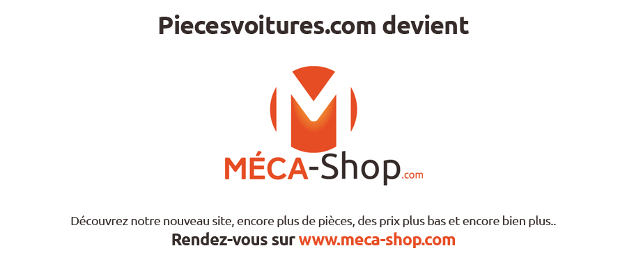 redirection vers méca-shop.com
